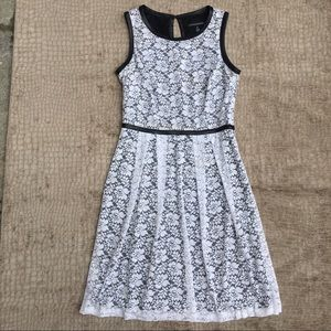 Cynthia Rowley White Lace Dress NWOT